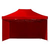 AGA kerti sátor 3O POP UP 3x4,5 m - Piros