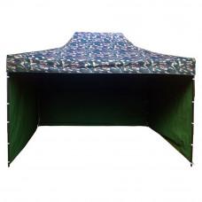 AGA kerti sátor 3O POP UP 3x4,5 m - Terepmintás Army Előnézet