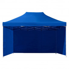 AGA kerti sátor 3O POP UP 3x4,5 m - Kék Előnézet