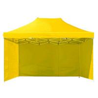 AGA kerti sátor 3O POP UP 3x4,5 m - Sárga