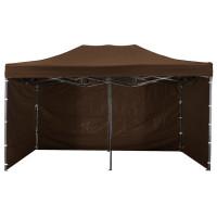 AGA kerti sátor 3O POP UP 3x6 m - Barna