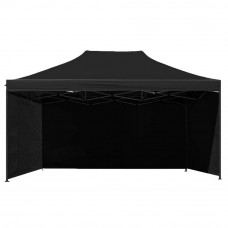 AGA kerti sátor 3O POP UP 3x4,5 m - Fekete Előnézet
