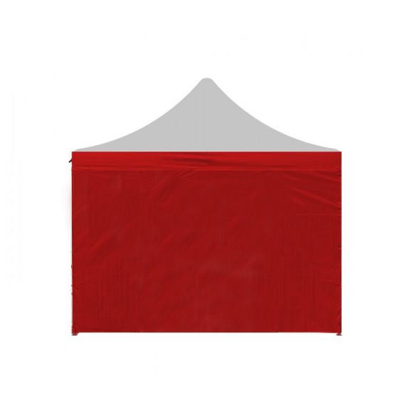 AGA Oldalfal kerti sátorhoz POP UP 3x3 m - Piros