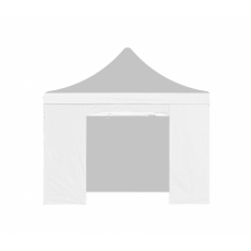 Aga oldalfal ajtóval POP UP 4,5 m - Fehér Előnézet