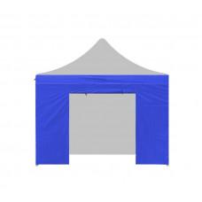 Aga oldalfal ajtóval POP UP 4,5 m - Kék Előnézet