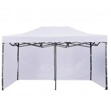 AGA kerti sátor 3O PARTY 3x6 m - Fehér Előnézet