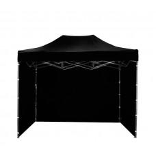 AGA kerti sátor 3O PARTY 2x3 m - Fekete Előnézet