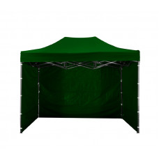 AGA kerti sátor 3O PARTY 2x3 m - Sötét zöld Előnézet