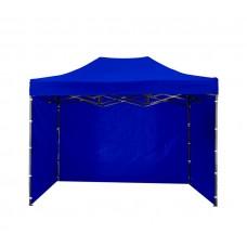 AGA kerti sátor 3O PARTY 3x4,5 m - Sötét kék Előnézet