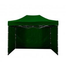 AGA kerti sátor 3O PARTY 3x4,5 m - Sötét zöld Előnézet