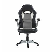 Irodai szék AGA Racing MR2050W/Grey - Fekete/szürke