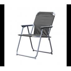Kemping szék Linder Exclusiv OXFORD PO2600DG - Sötét szürke Előnézet