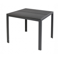 Kerti asztal Linder Exclusiv Milano 90x90x74 cm