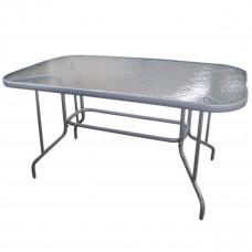Kerti asztal MR4357LGY 110 x 70 x 75 cm Előnézet