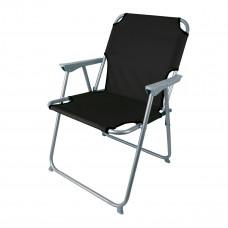 Kemping szék Linder Exclusiv OXFORD PO2600S- Fekete Előnézet