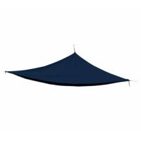 Háromszög alakú árnyékoló, napvitorla Linder Exclusiv  MC2017A 3 x 3 x 3 m - Antracit