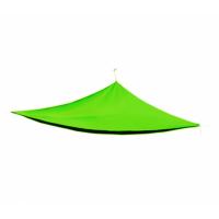 Háromszög alakú árnyékoló, napvitorla Linder Exclusiv MC2021 5 x 5 x 5 - Világos zöld