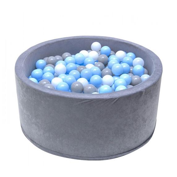 Aga Száraz medence labdákkal 90x40 cm 839