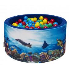 Aga Száraz medence labdákkal 90x40 cm 232 Előnézet