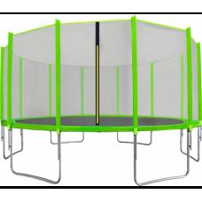 AGA SPORT TOP 500 cm trambulin - Világos zöld Előnézet