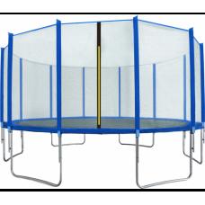AGA SPORT TOP 500 cm trambulin - Kék Előnézet