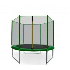 AGA SPORT PRO 180 cm trambulin - Sötét zöld Előnézet