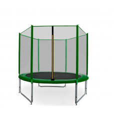 AGA SPORT PRO 180 cm trambulin - Sötét zöld