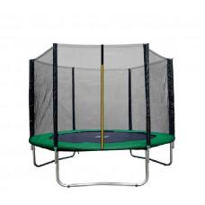 AGA SPORT UNI 250 cm trambulin - Sötét zöld Előnézet