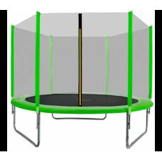 AGA SPORT TOP 180 cm trambulin - Világos zöld Előnézet