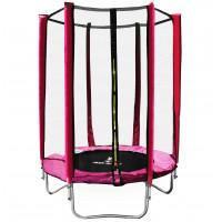 AGA SPORT TOP 150 cm trambulin - Rózsaszín