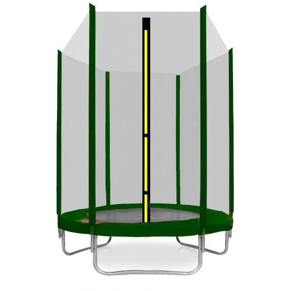AGA SPORT TOP 150 cm trambulin - Sötét zöld