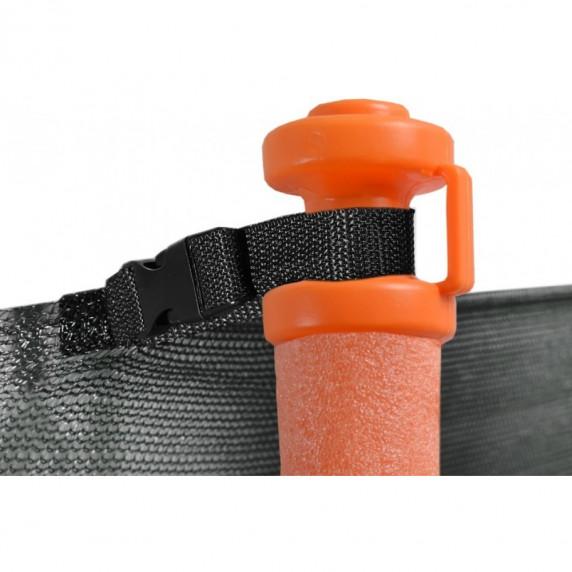 Hálótartó rúd fedél belső védőhálós trambulinokhoz AGA - narancssárga