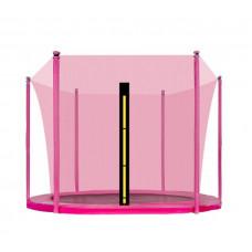 AGA belső védőháló 250 cm átmérőjű trambulinhoz 6 rudas - Rózsaszín Előnézet