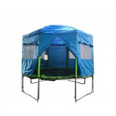 AGA trambulin sátor 366 (12 ft) - Kék Előnézet