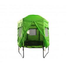 AGA trambulin sátor 250 cm (8 ft) - Világos zöld Előnézet