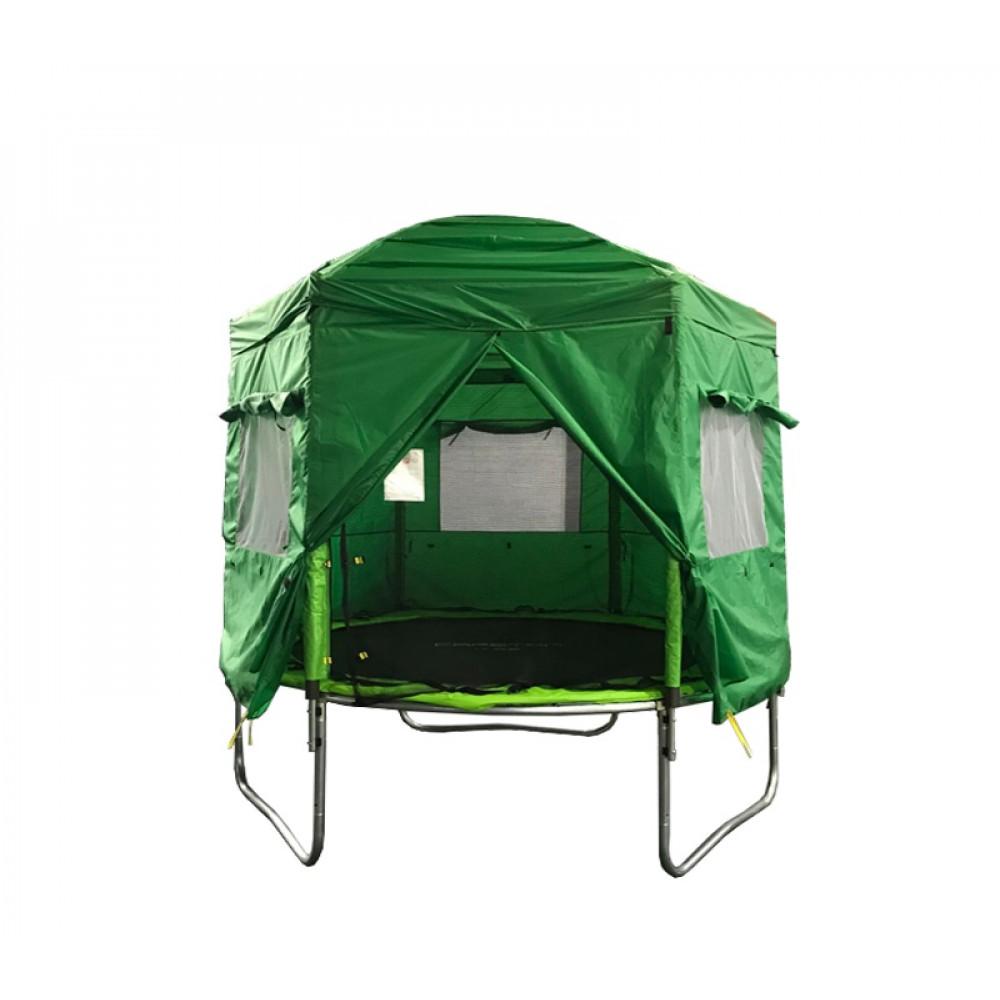 AGA védősátor 250 cm es trambulinhoz (8 ft) Sötét zöld | Egyéb trambulin kiegészítő | Inlea.hu a játék webáruház