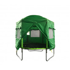AGA trambulin sátor 250 (8 ft) - Sötét zöld Előnézet