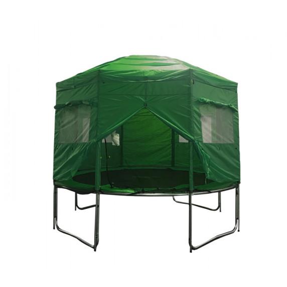 AGA trambulin sátor 366 (12 ft) - Sötét zöld