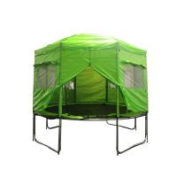 AGA trambulin sátor 366 (12 ft) - Világos zöld