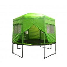 AGA trambulin sátor 366 (12 ft) - Világos zöld Előnézet