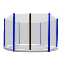 AGA védőháló 305 cm átmérőjű trambulinhoz 6 rudas- Kék
