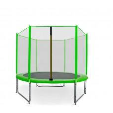 AGA SPORT PRO 220 cm trambulin - Világos zöld