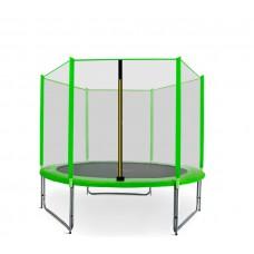 AGA SPORT PRO 250 cm trambulin - Világos zöld Előnézet