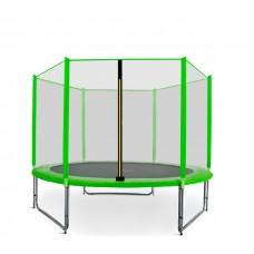 AGA SPORT PRO 305 cm trambulin - Világos zöld Előnézet