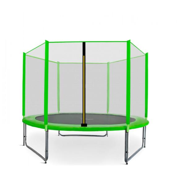 AGA SPORT PRO 305 cm trambulin - Világos zöld