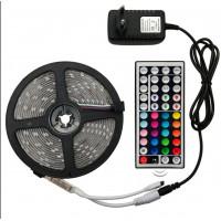 Aga LED fényfüzér RGB 5 m + táp, távirányító