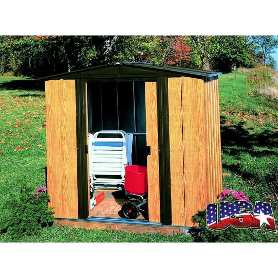 ARROW kerti tároló ház Woodlake 65
