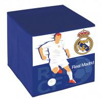 Játéktároló doboz Real Madrid