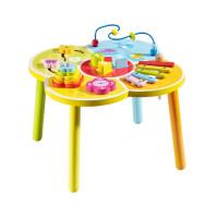 Baby Mix kreatív fa asztal