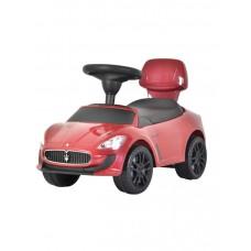 Baby Mix Maserati lábbal hajtós kisautó - piros Előnézet